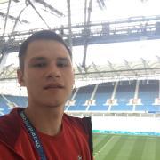 Организация мероприятий в Волгограде, Кирилл, 21 год