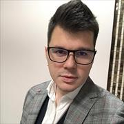 Доставка еды на праздник - Фили, Вадим, 28 лет