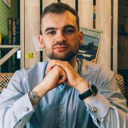 Фотосессия портфолио в Тюмени, Владислав, 31 год