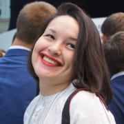 Фотосессия с ребенком в студии - Москва-Товарная, Лия, 28 лет