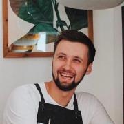 Бариста, Александр, 32 года