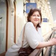 Косметический массаж лица, Юлия, 50 лет
