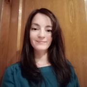 Гострайтер, Вероника, 34 года