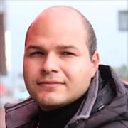 Шапка сайта на заказ, Кирилл, 33 года