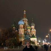 Доставка подарков в Томске, Илья, 21 год