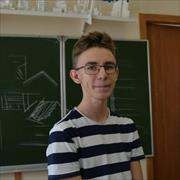 Фотосессии с животными в Ярославле, Илья, 20 лет