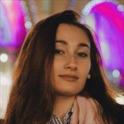 Организация выездных банкетов, Кристина, 21 год