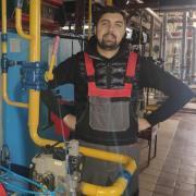 Подключение газового котла Данко, Сергей, 32 года
