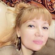 Миндальный пилинг, Елена, 48 лет