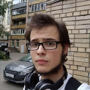 Доставка выпечки на дом - Москва-Товарная, Виктор, 22 года