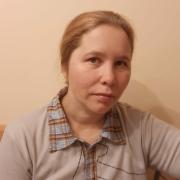 Мытье полов, Елена, 45 лет
