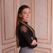 Обучение фотосъёмке в Саратове, Алина, 21 год