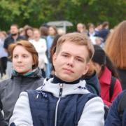 Съёмка с квадрокоптера в Новосибирске, Максим, 19 лет