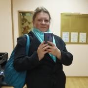 Юристы у метро Новослободская, Марина, 41 год