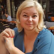 Услуги по расчёту заработной платы, Анна, 34 года