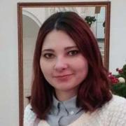 Марина Безрукавова, г. Астрахань