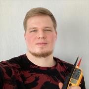 Стоимость замены электропроводки в трехкомнатной квартире, Филипп, 27 лет