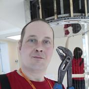 Подключение стиральной машины в Перми, Антон, 49 лет