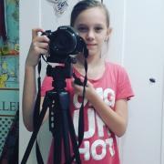 Бьюти-фотосессия в Астрахани, Ева, 20 лет