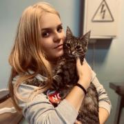 Мария Федоренкова, г. Москва
