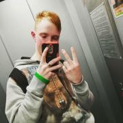 Фотосессия портфолио в Ижевске, Дамир, 19 лет