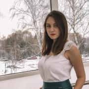 Проведение промо-акций в Перми, Анастасия, 21 год