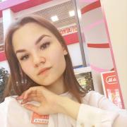 Татуаж бровей в Красноярске, Татьяна, 22 года