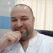 Рубиновый пилинг, Вадим, 43 года