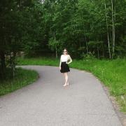 Обучение этикету в Томске, Наталья, 24 года