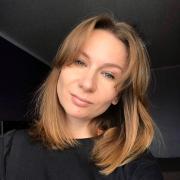 Межресничный татуаж, Екатерина, 36 лет