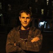 Доставка продуктов из магазина Зеленый Перекресток - Смоленская, Илья, 24 года