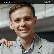 Обучение игре натромбоне, Олег, 39 лет