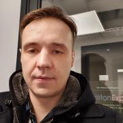 Массаж мужского лица, Дмитрий, 33 года