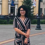 Военные юристы в Томске, Дарья, 25 лет