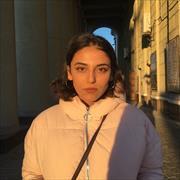 Фотографы на корпоратив в Оренбурге, Ася, 21 год