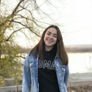 Курьер на месяц в Самаре, Мария, 20 лет