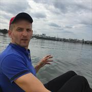 Обслуживание туалетных кабин в Воронеже, Александр, 33 года