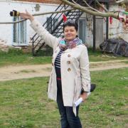 Фотосессия с ребенком в студии - Планерная, Людмила, 62 года