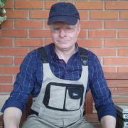 Штробление стен, Олег, 58 лет