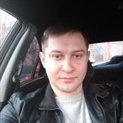 Массаж мужского лица, Роман, 30 лет