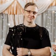 Фотографы на юбилей в Тюмени, Владислав, 44 года