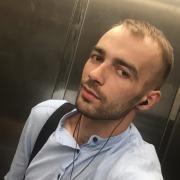 Установка входных пластиковых дверей, Николай, 28 лет