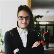 Частный репетитор по музыке в Тюмени, Оксана, 26 лет