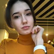 Доставка еды из ресторанов - Окская, Полина, 22 года