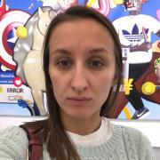 Элина Ефимова, г. Москва