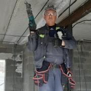 Отделочные работы в Новосибирске, Евгений, 41 год