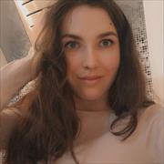 Подготовка кTEFaQ, Виктория, 21 год
