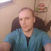 Стоун-массаж, Антон, 30 лет