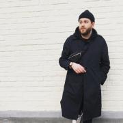 Мужская модельная стрижка, Сергей, 28 лет