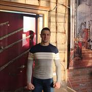 Пластические гримеры, Сергей, 32 года